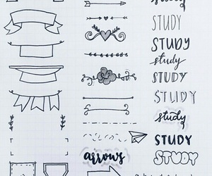 study, inspiration, and notes image