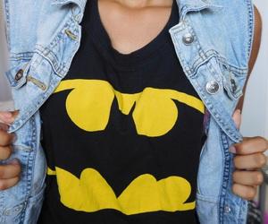 batman, fashion, and superhero image