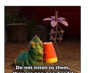 pixar and bugs life image