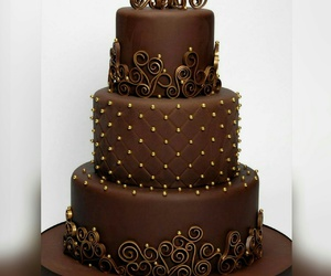 cakes and chocolate image
