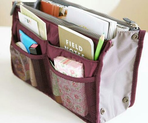 organization, accessories, and bag image