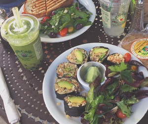 breakfast, colourful, and fitness inspiration image