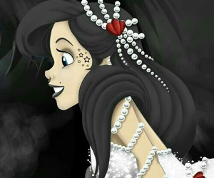 punk disney princess image