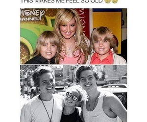 funny and dylan sprouse image