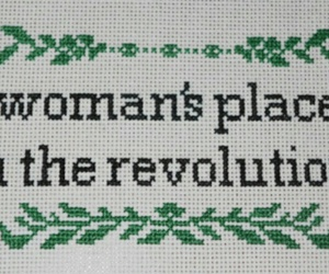 feminism and quote image