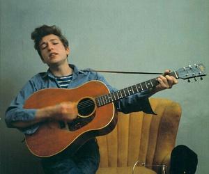 bob dylan, music, and boy image