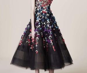 beautiful, dresses, and dress image