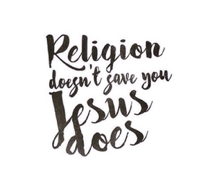 god, jesus, and religion image