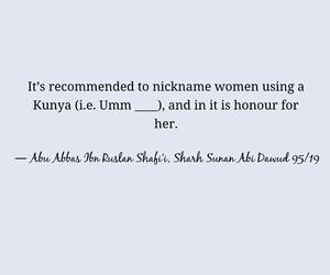 wife, woman, and nickname image