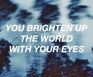 grunge, quotes, and eyes image
