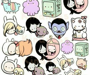 adventure time, hora de aventura, and finn image