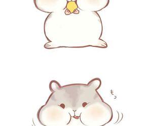 cute, hamster, and kawaii image