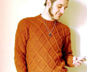 etsy, maglioni fatti a mano, and knitted sweater image