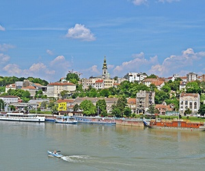 Belgrade, Serbia, and nice places image