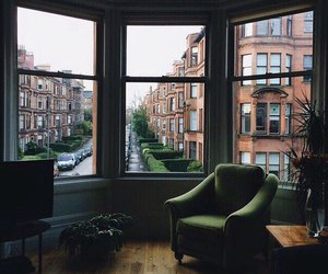 home, room, and window image