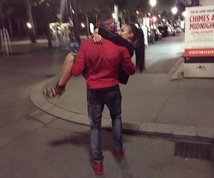 heels, red, and Relationship image