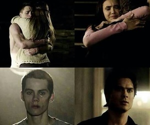teen wolf and delena image
