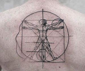 black, tattoo, and Tattoos image