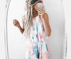 authentic, colourful, and dress image