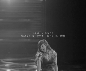 rip, christina grimmie, and singer image