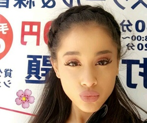 old, arianagrande, and snapchat image