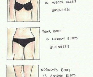 body, woman, and quotes image