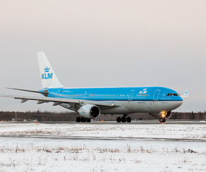 a330, airlines, and calgary image