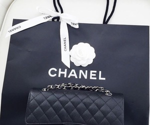 chanel purse, chanel, and coco chanel image