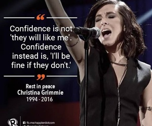 rip and christina grimmie image