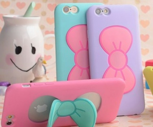 cute, case, and iphone image