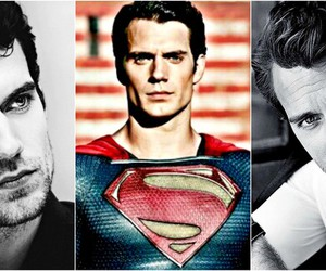 celebs, handsome, and Henry Cavill image