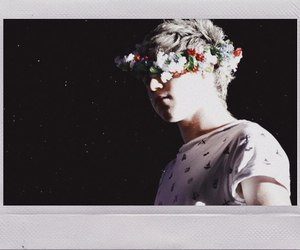 polaroid, niall horan, and one direction image