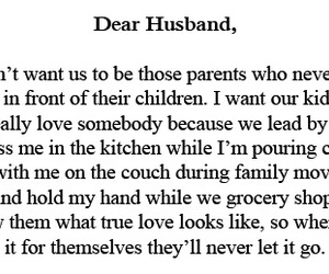 love, husband, and quote image