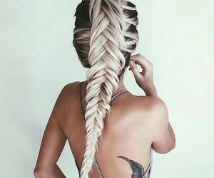 hair and ❤ image