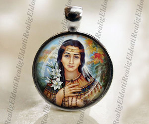 etsy, christian jewelry, and religious jewelry image