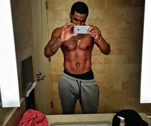 trey songz, body, and sexy image