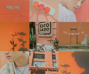aesthetic, exo, and moodboard image