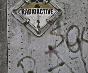 art, radioactive, and signal image