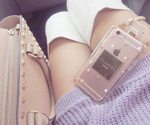 fashion, girly, and iphone image