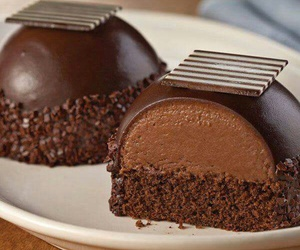 chocolate, dessert, and yummy image