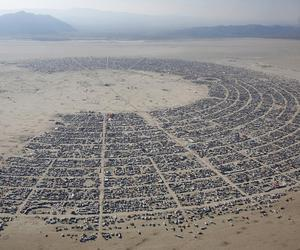 Burning Man, festival, and Nevada image