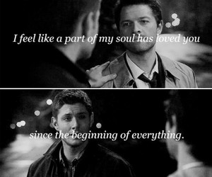 black and white, dean, and dean winchester image