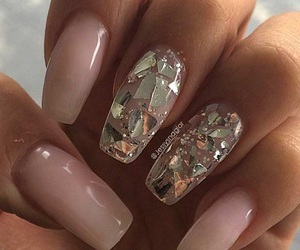 beautiful, coffin nails, and 💅 image