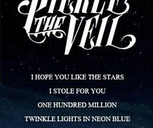 band, emo, and pierce the veil image