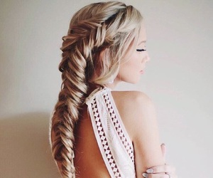 accesories, blond, and fun image