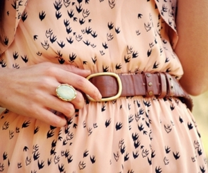 fashion, dress, and ring image