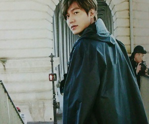 actor, korean, and lee min-ho image
