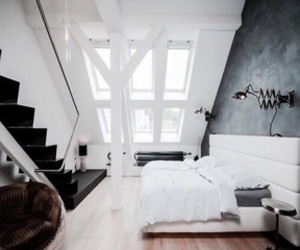 bedroom, interior, and room image