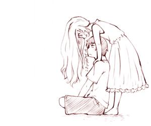 toradora, love, and anime image