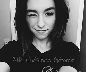 christina grimmie, rip, and christinagrimmie image